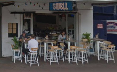 breakfast in bondi - swell cafe
